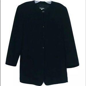 Giorgio Armani Milano Borgonuovo 21 Tuxedo Blazer